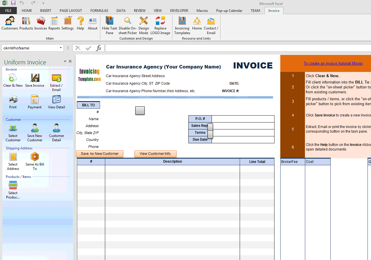 Agency Billing Template (IMFE Edition)
