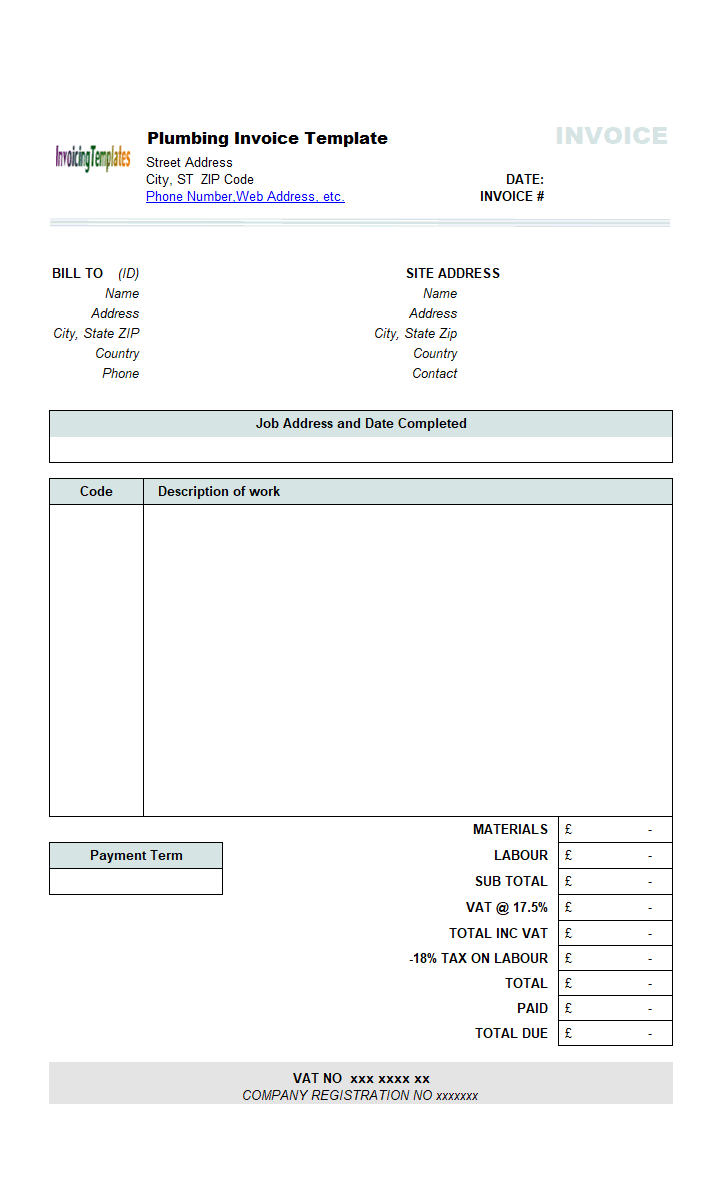 Create A Receipt Form Excel Invoice Manager