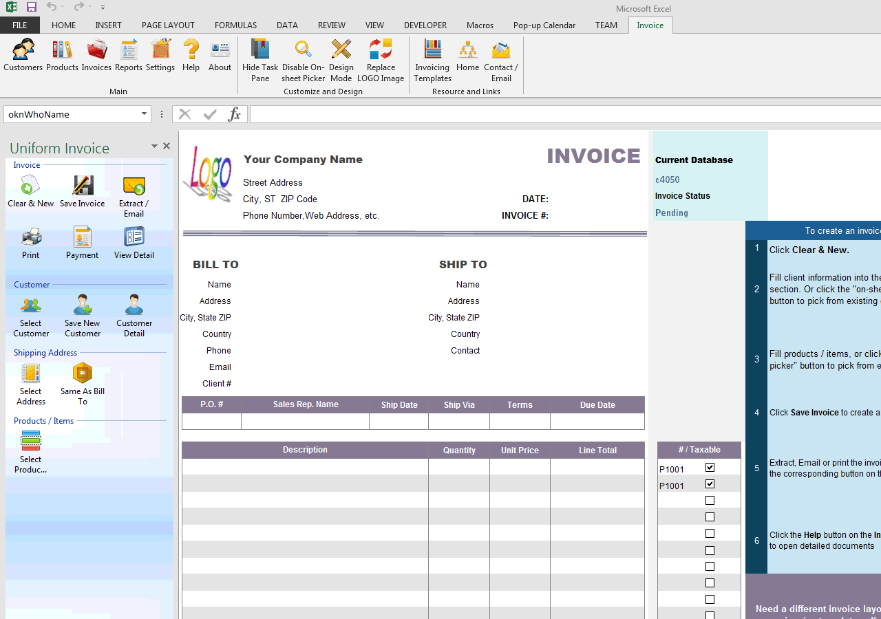 Simple Sample Using Currency Symbol